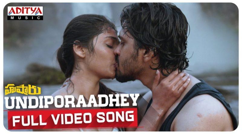 Undiporaadhey-song-lyrics-in-English-Hushaaru-Celebration-Of-Bad-Behaviour