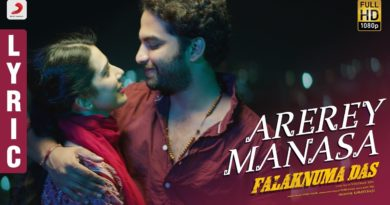 Arerey-Manasa-lyrics-from-Falaknuma-Das