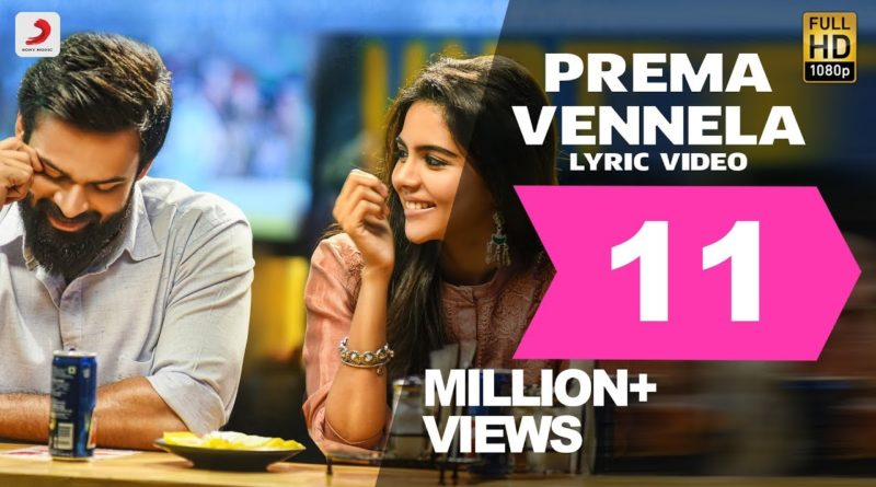 Prema-Vennela-lyrics-from-Chitralahari