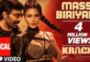 Mass-Biriyani-song-lyrics-Krack