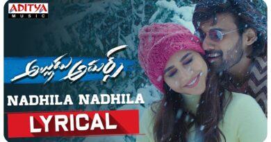 Nadhila-Nadhila-song-lyrics-Alludu-Adhurs