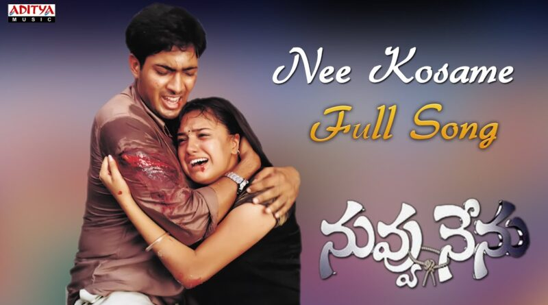 Nee-Kosame-song-lyrics-Nuvvu-Nenu-2